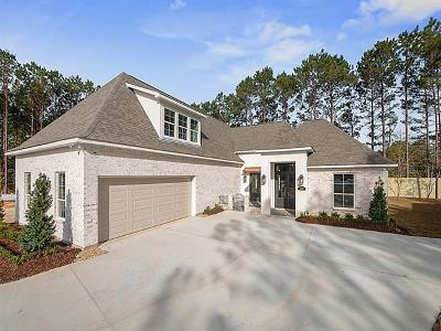 Madisonville Single Family Home For Sale: 1236 Sweet Clover Way