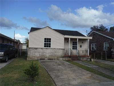 Single Family Home For Sale: 417 Wallace Drive