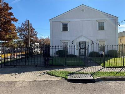 New Orleans Multi Family Home For Sale: 1835 Adams Street #1