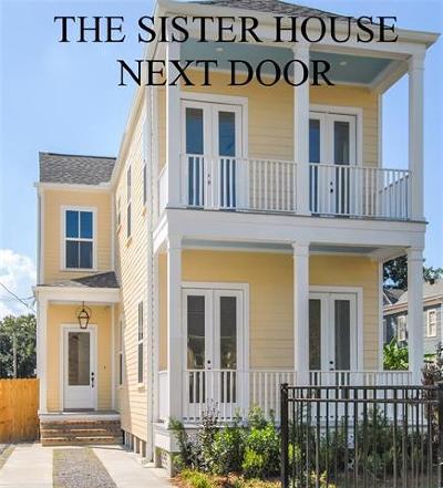 Single Family Home For Sale: 1904 Amelia Street
