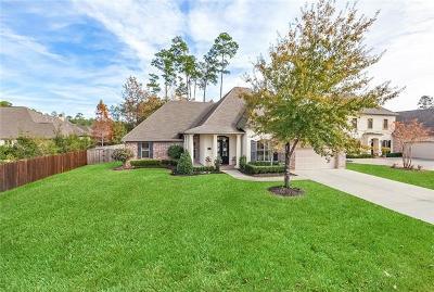 Single Family Home For Sale: 405 Chateau Grimaldi