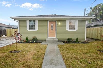 Single Family Home For Sale: 3116 Bainbridge Street