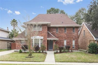 Kenner Single Family Home For Sale: 4132 Montrachet Drive