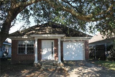 Marrero Single Family Home For Sale: 2128 Constantine Drive