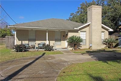 River Ridge, Harahan Single Family Home For Sale: 708 Arnold Avenue