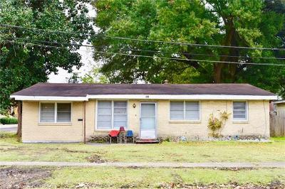 Kenner Single Family Home For Sale: 920 Minor Street