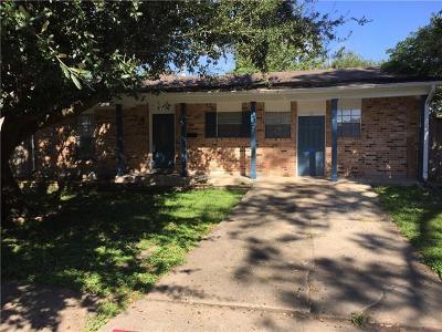 Single Family Home For Sale: 212 John Hopkins Drive