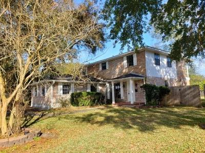 New Orleans Single Family Home For Sale: 3810 Red Cypress Drive