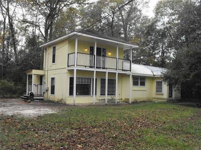 Slidell Single Family Home For Sale: 340 Manassas Street