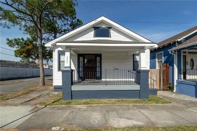 New Orleans Single Family Home For Sale: 2501 N Derbigny Street