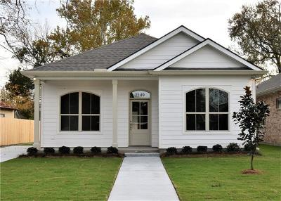 Kenner Single Family Home For Sale: 2149 16th Street