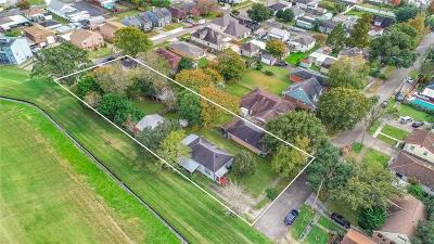 Metairie Residential Lots & Land For Sale: 1531 Choctaw Avenue