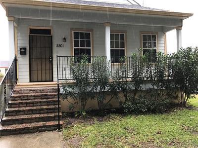 Single Family Home For Sale: 2301 Washington Avenue