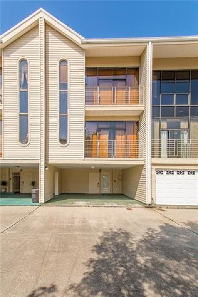 Madisonville Townhouse For Sale: 127 E Highway 22 Highway #W-4