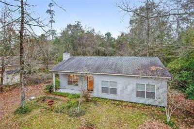 Single Family Home For Sale: 2340 Destin Street