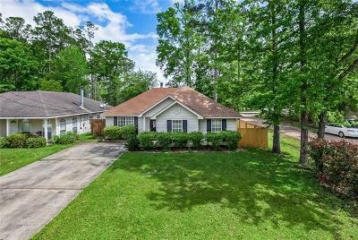 Single Family Home For Sale: 915 Joans Street