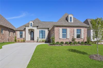 Slidell Single Family Home For Sale: 1234 Cutter Cove