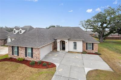 Madisonville Single Family Home For Sale: 520 Strawberry Lane