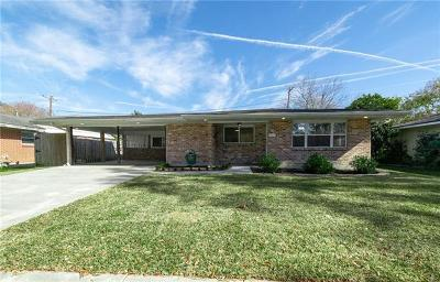 Single Family Home For Sale: 4217 Bissonet Drive