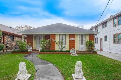 Single Family Home For Sale: 2915 Paris Avenue