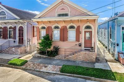 Single Family Home For Sale: 724 N Hagan Street