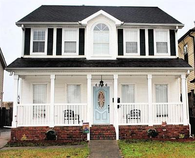 Single Family Home For Sale: 6696 Bellaire Drive