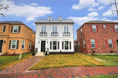 Kenner Single Family Home For Sale: 3509 Grandlake Boulevard