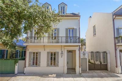 French Quarter Multi Family Home For Sale: 1220 Dauphine Street #A