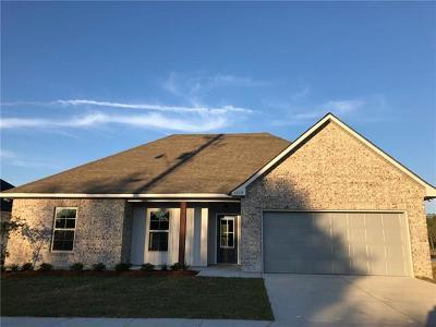 Marrero Single Family Home For Sale: 4809 Ames Boulevard