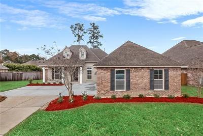 Madisonville Single Family Home For Sale: 142 Laurel Oaks Road