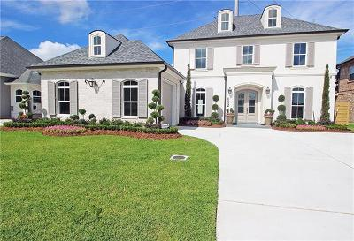 River Ridge, Harahan Single Family Home For Sale: 632 Ferriday Court