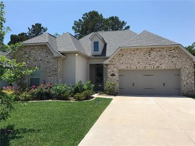 Madisonville Single Family Home For Sale: 5016 House Sparrow Drive