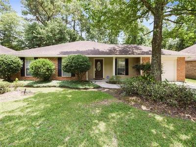 Single Family Home For Sale: 2159 Rue Pickney
