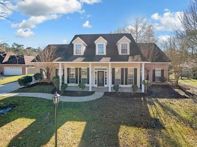 Single Family Home For Sale: 1116 Meadow Court