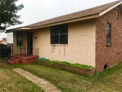 Single Family Home For Sale: 1513 Pailet Street