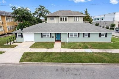 Single Family Home For Sale: 301 S Lopez Street