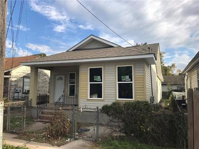 Single Family Home For Sale: 8711 Green Street
