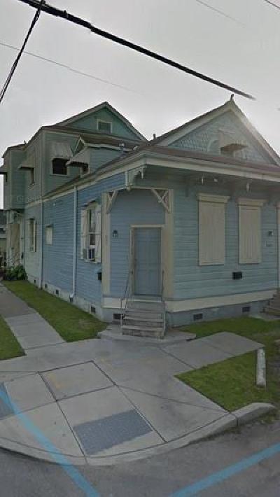 Single Family Home For Sale: 3802 D'hemecourt Street