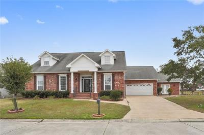 Slidell Single Family Home For Sale: 103 Inlet Drive