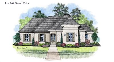 Madisonville Single Family Home For Sale: 517 Silver Oak Drive