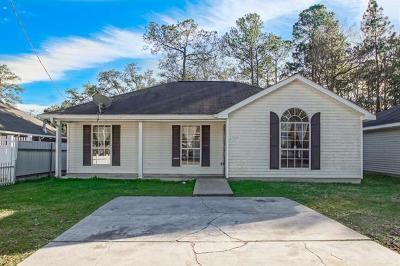Slidell Single Family Home For Sale: 37660 Desoto Street