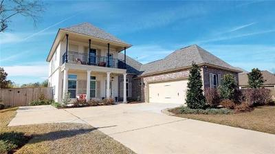 Madisonville Single Family Home For Sale: 329 Cedar Creek Drive