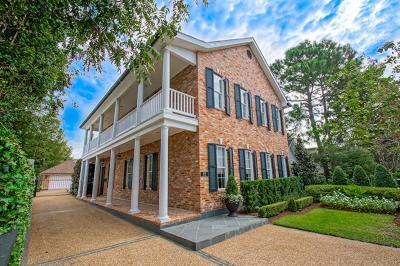 Single Family Home For Sale: 1845 Oleander Street