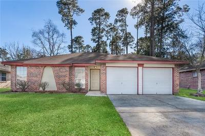 Slidell Single Family Home For Sale: 1906 Wellington Lane