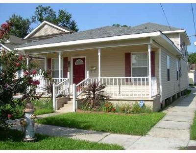 Marrero Single Family Home For Sale: 600 Avenue A Avenue