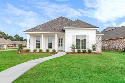 Madisonville Single Family Home For Sale: 254 Mack Lane