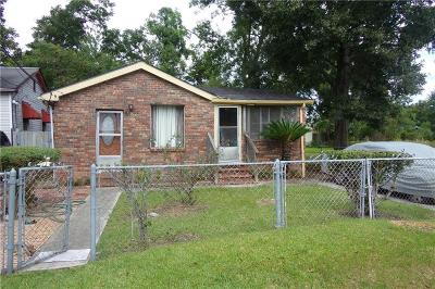 River Ridge, Harahan Single Family Home For Sale: 518 Wilker Neal Avenue