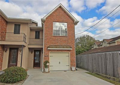 Metairie Townhouse For Sale