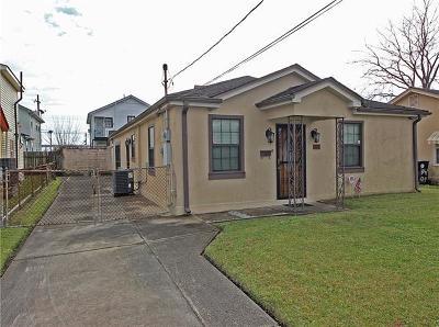 Single Family Home For Sale: 3411 Camphor Street