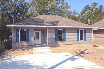 Slidell Single Family Home For Sale: Lot 9 Beth Drive